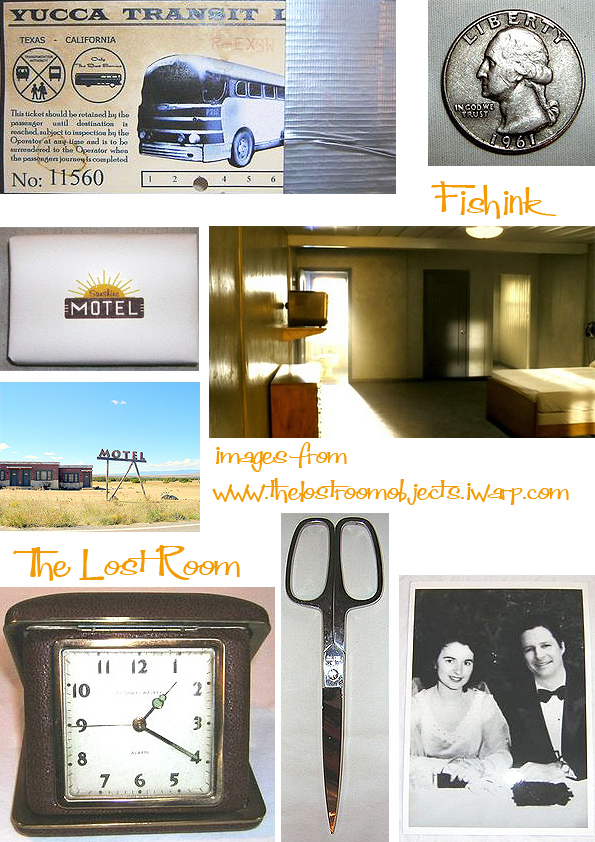 The Lost Room . The power of objects. |