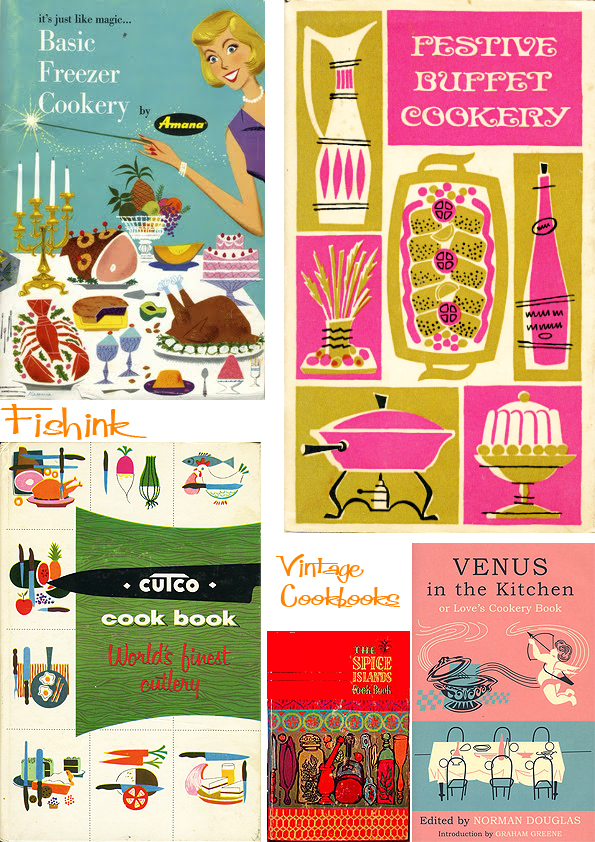 Vintage Cookbook Covers : Vintage cook book covers