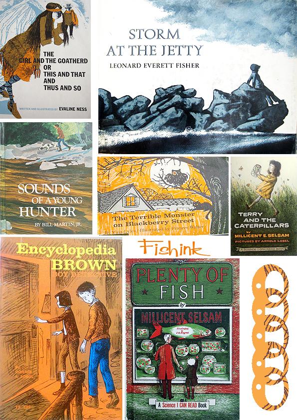 Fishinkblog 5460 Vintage Book Covers 2