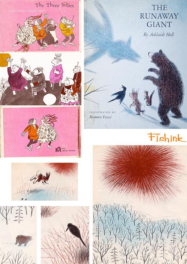 Fishinkblog 5870 Vintage Book Covers 4