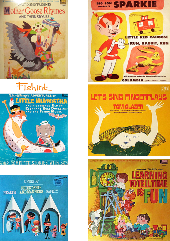 Fishinkblog 5881 Vintage Book Covers 15