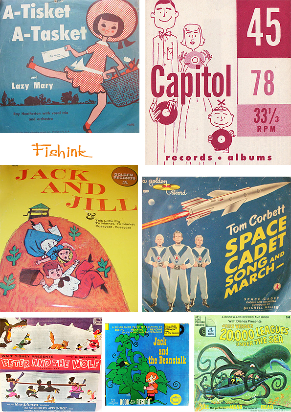 Fishinkblog 5882 Vintage Book Covers 16