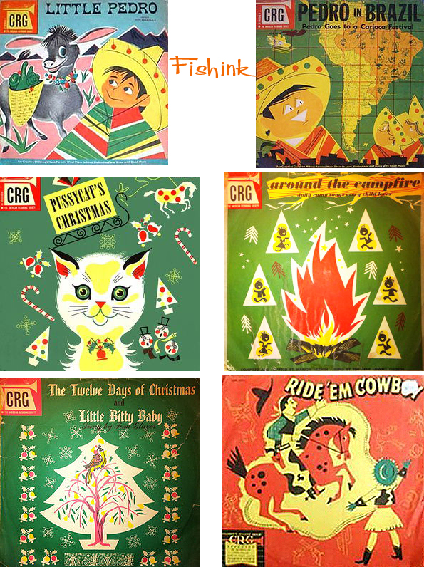 Fishinkblog 5886 Vintage Book Covers 20