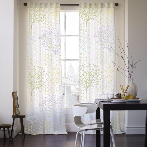 visual curtains
