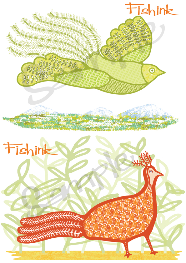 Fishinkblog 6660 Fishink Cards