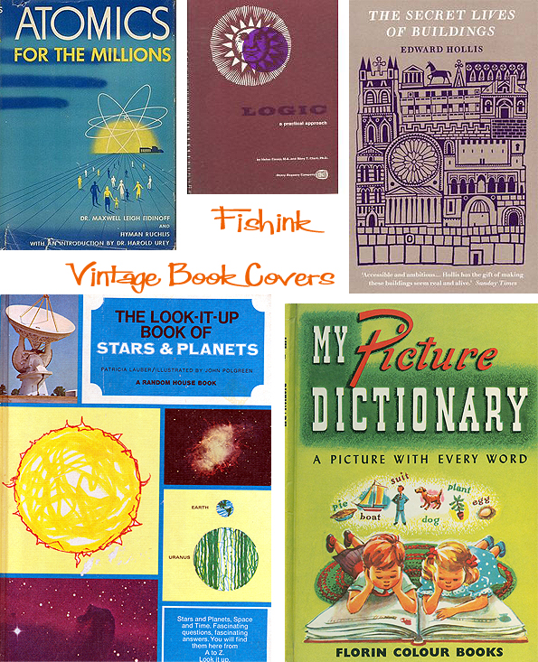 Fishinkblog 6712 Vintage Kid's Books 5