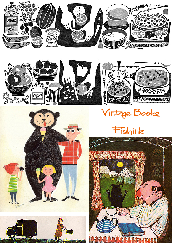 Fishinkblog 6717 Vintage Kid's Books 10