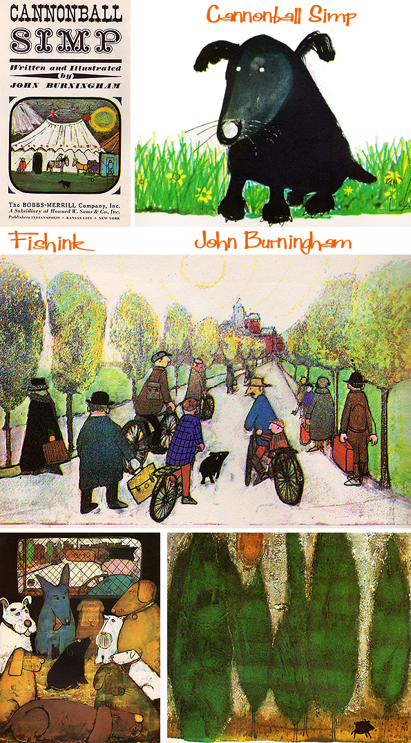 Fishinkblog 6718 Vintage Kid's Books 11