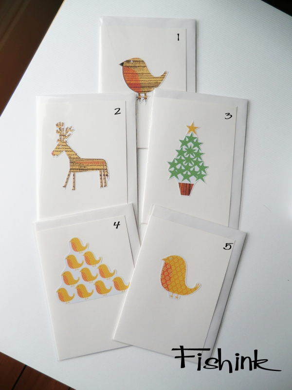 Fishinkblog 6813 Fishink Christmas Cards 1