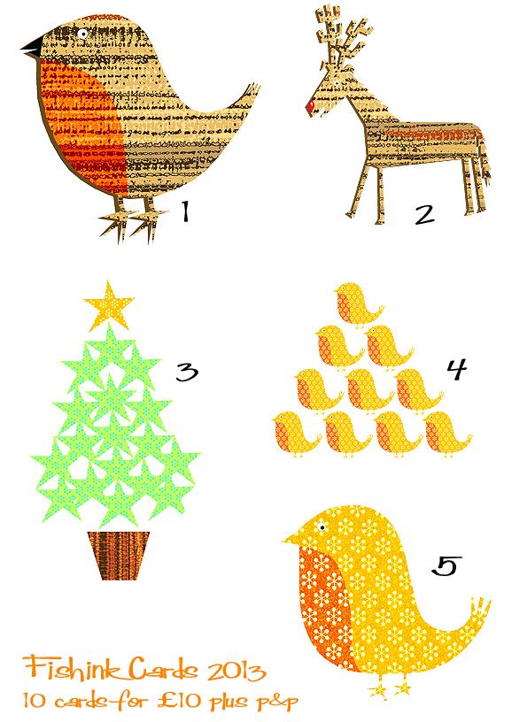 Fishinkblog 6813 Fishink Christmas Cards 2