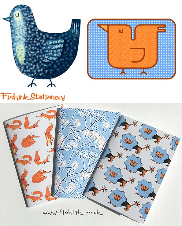 Fishinkblog 6813 Fishink Stationery