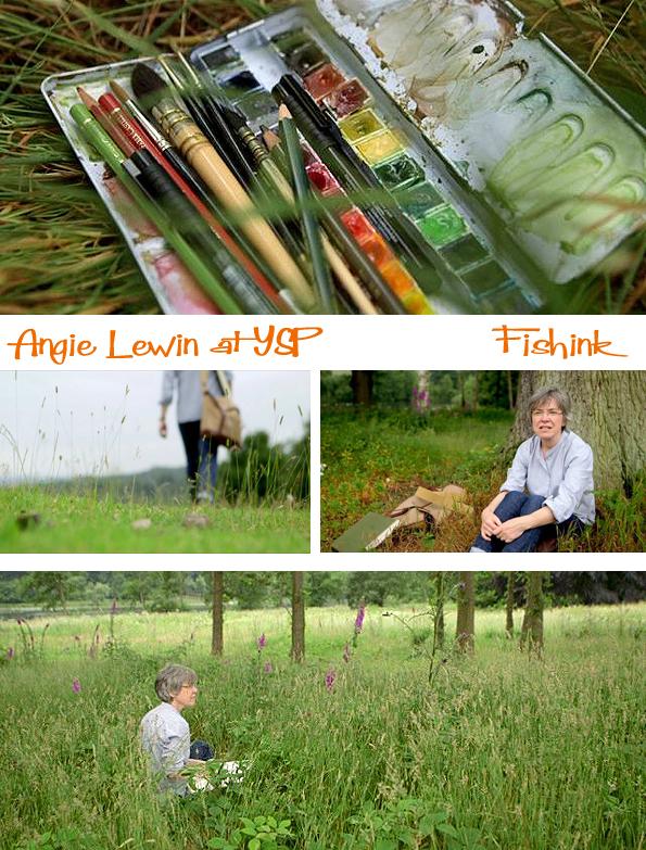 Fishinkblog 6833 Angie Lewin at YSP 12