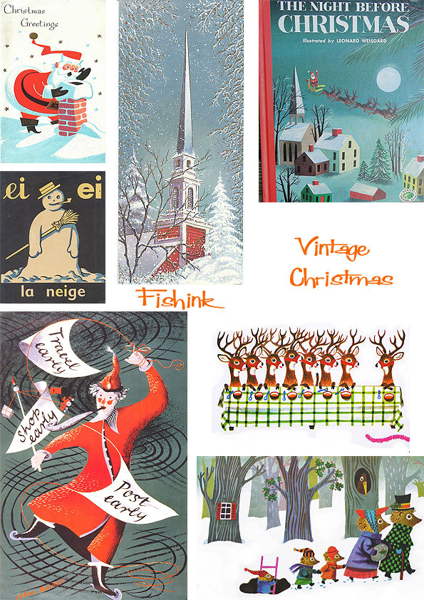 Fishinkblog 6782 Vintage Christmas 2