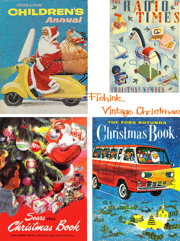 Fishinkblog 6784 Vintage Christmas 4