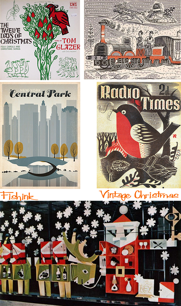 Fishinkblog 6785 Vintage Christmas 5