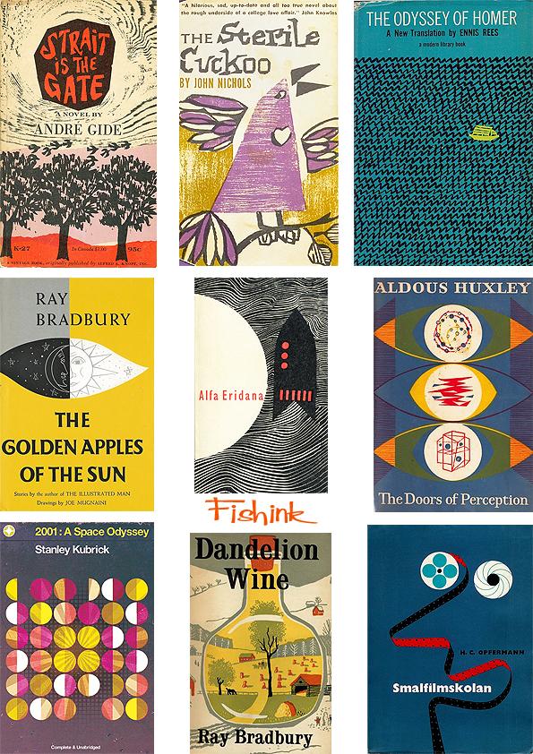 Fishinkblog 7006 Vintage Book Covers 2