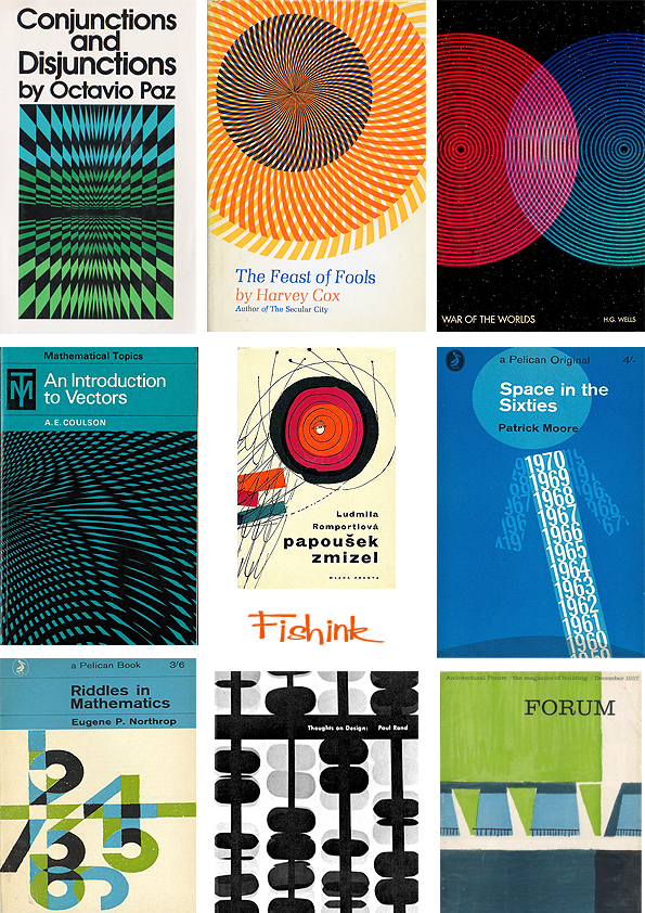Fishinkblog 7007 Vintage Book Covers 3