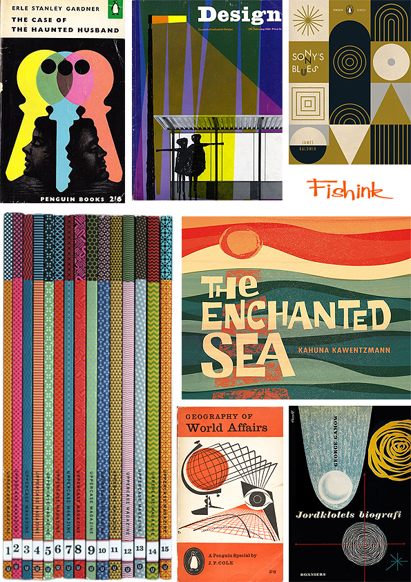 Fishinkblog 7008 Vintage Book Covers 4