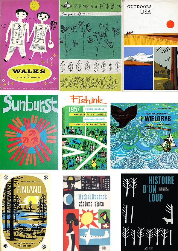 Fishinkblog 7010 Vintage Book Covers 6