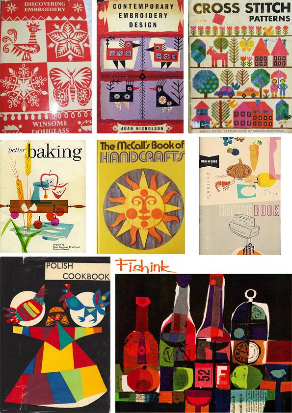 Fishinkblog 7016 Vintage Book Covers 12