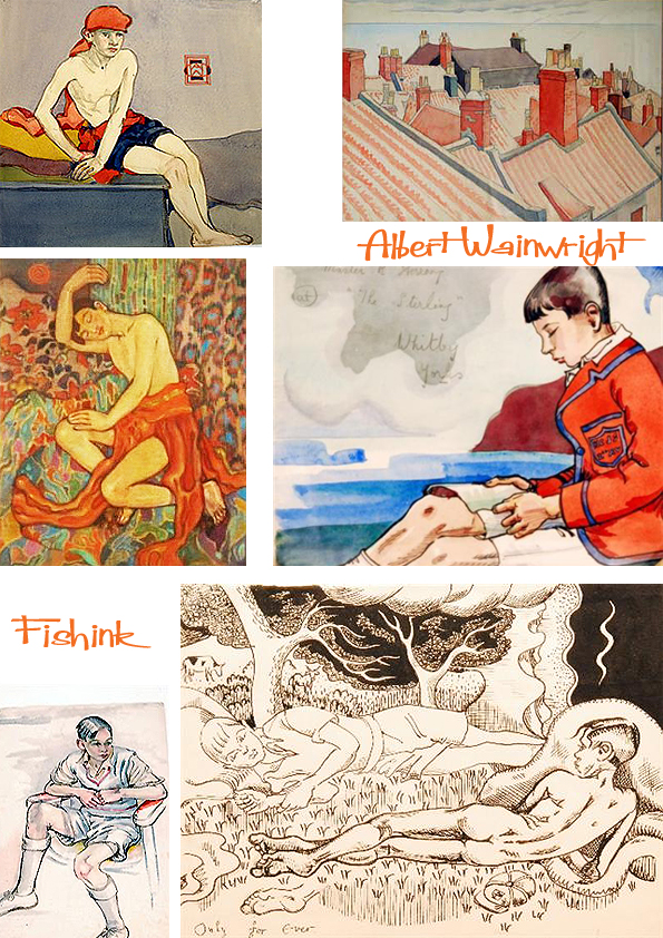 Fishinkblog 7382 Albert Wainwright 8