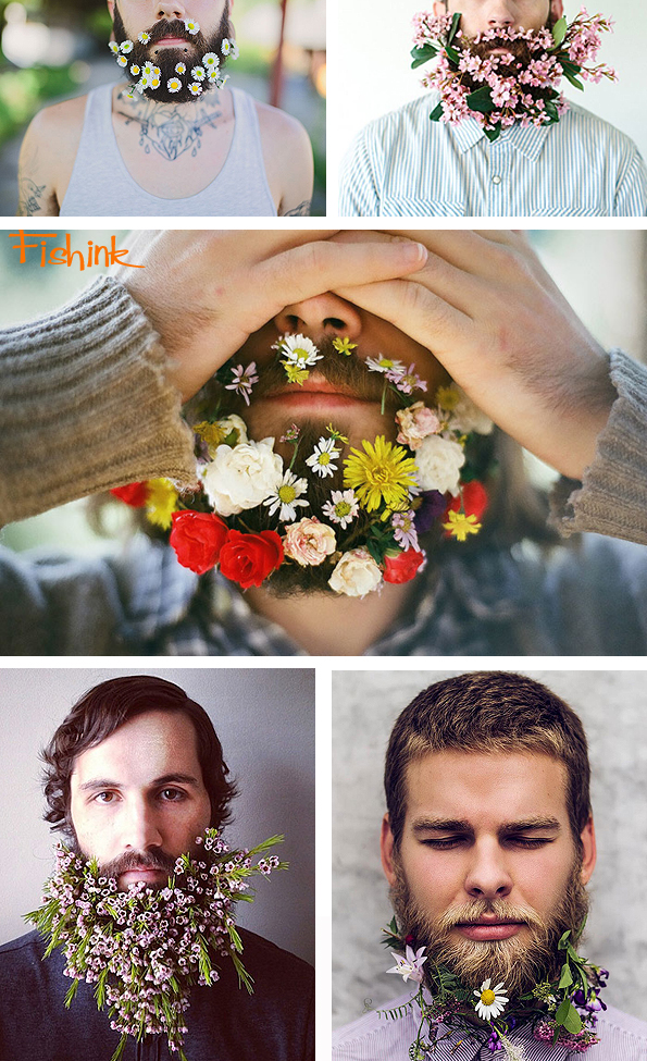 Fishinkblog 7846 Flowers in Beards 2