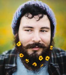 Fishinkblog 7847 Flowers in Beards 3