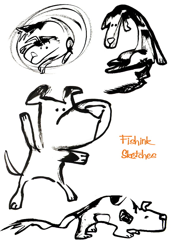 Fishinkblog 7883 Fishink Sketches 2
