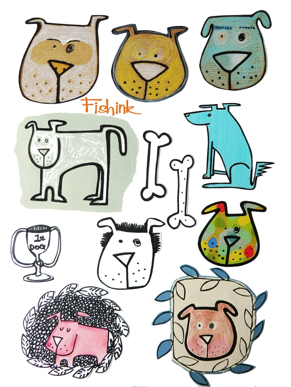 Fishinkblog 7884 Fishink Sketches 3