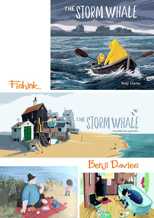 Fishinkblog 7965 Benji Davies 1