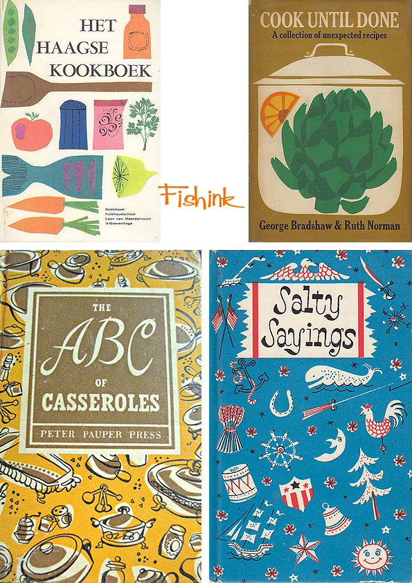 Fishinkblog 8064 Vintage Book Covers 4