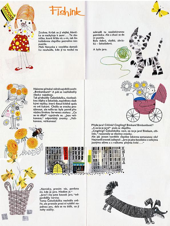 Fishinkblog 8073 Vintage Book Covers 13