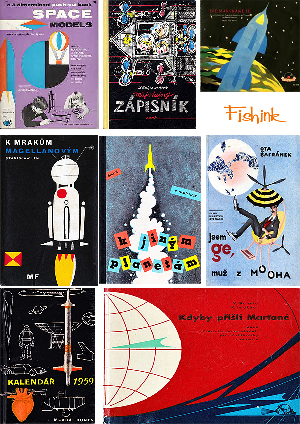 Fishinkblog 8075 Vintage Book Covers 15