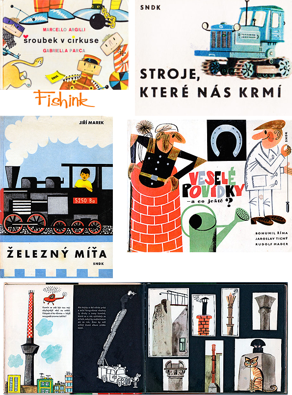 Fishinkblog 8078 Vintage Book Covers 18