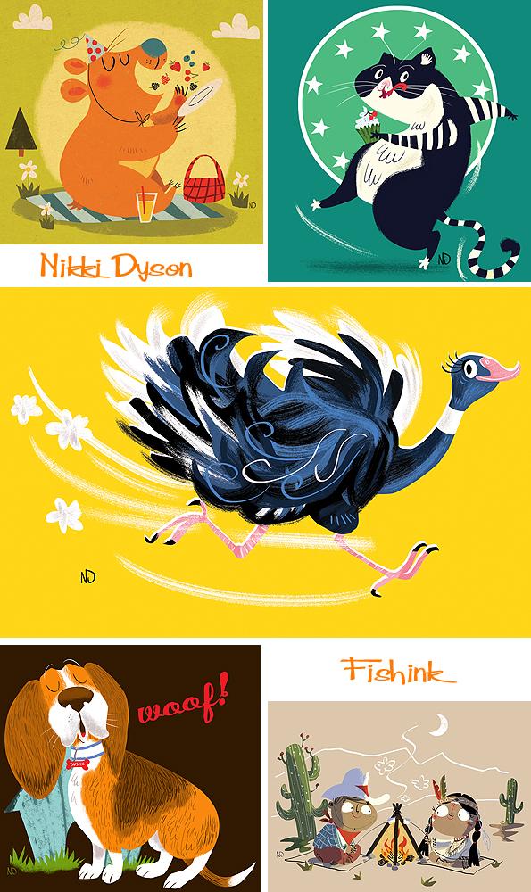 Fishinkblog 8221 Nikki Dyson 1