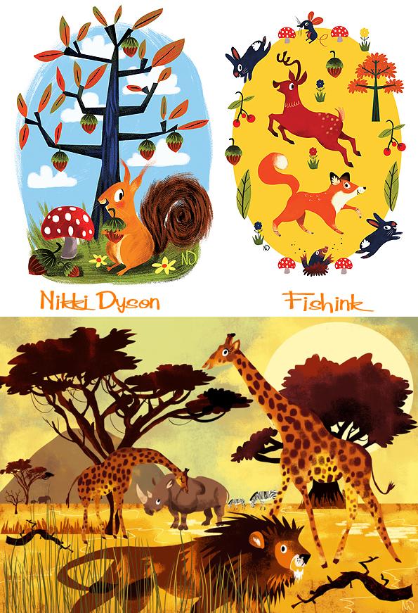 Fishinkblog 8226 Nikki Dyson 6
