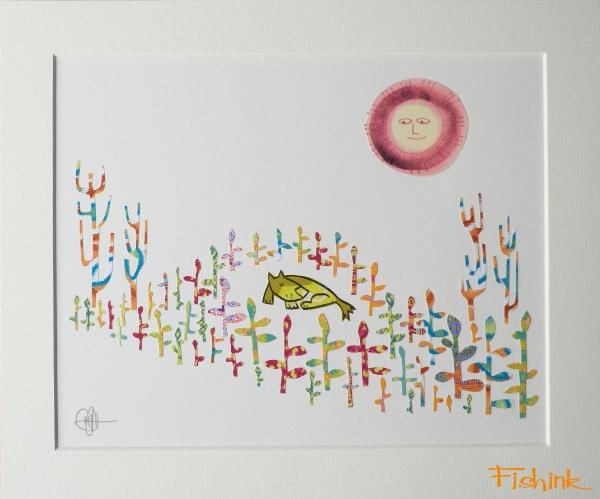 Fishink a3