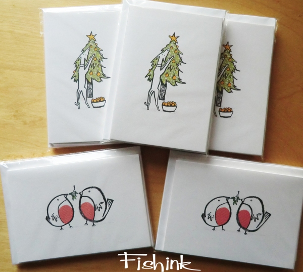 Fishinkblog 8340 Christmas Cards 6 2014
