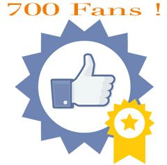 FB 700 Fans