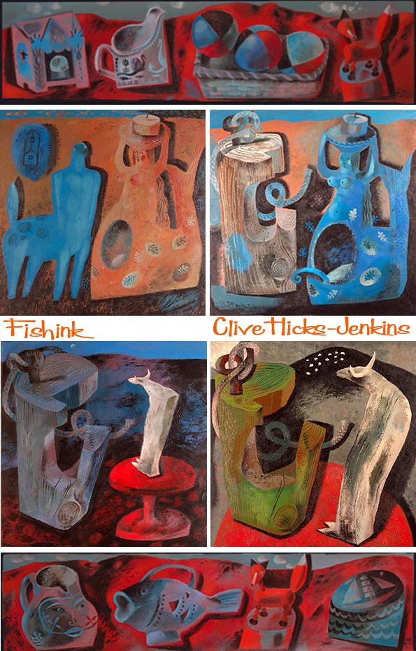 Fishinkblog 8660 Clive Hicks-Jenkins 4