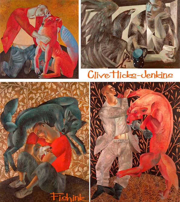 Fishinkblog 8663 Clive Hicks-Jenkins 7