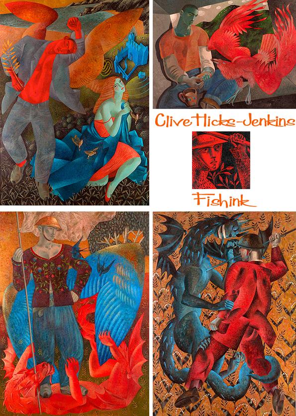 Fishinkblog 8664 Clive Hicks-Jenkins 8