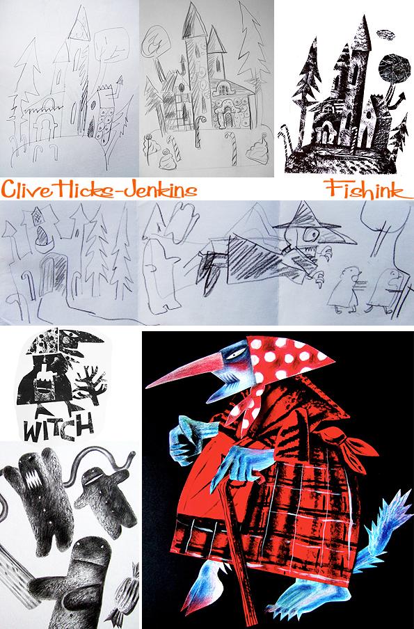 Fishinkblog 8668 Clive Hicks-Jenkins 12