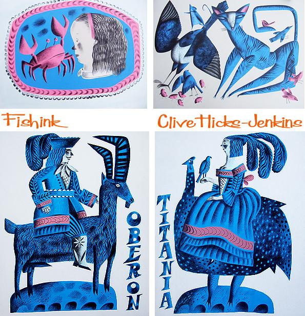 Fishinkblog 8672 Clive Hicks-Jenkins 16