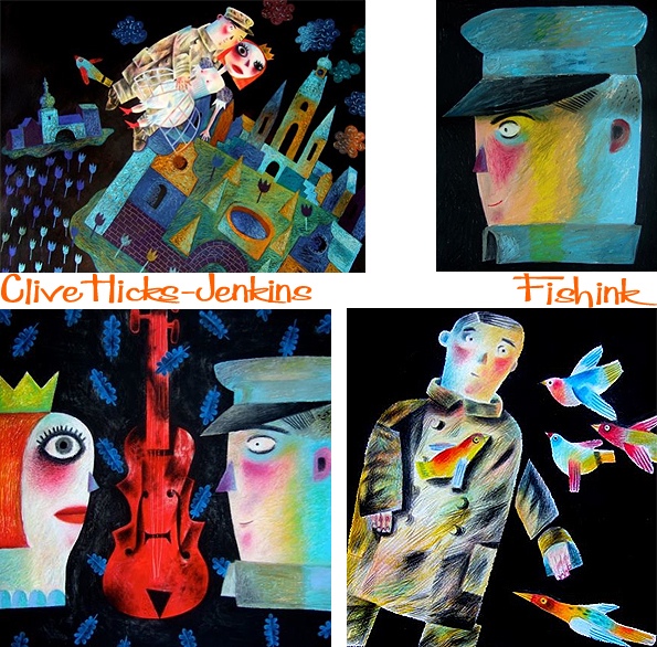 Fishinkblog 8674 Clive Hicks-Jenkins 18