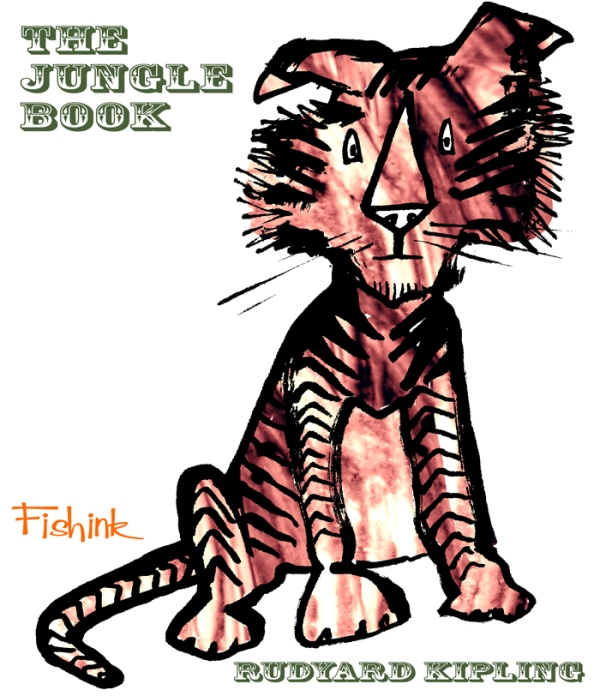 Fishink The Jungle Book