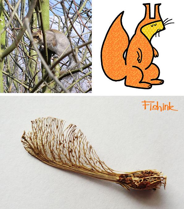 Fishinkblog 8946 Fishink sycamore squirrel