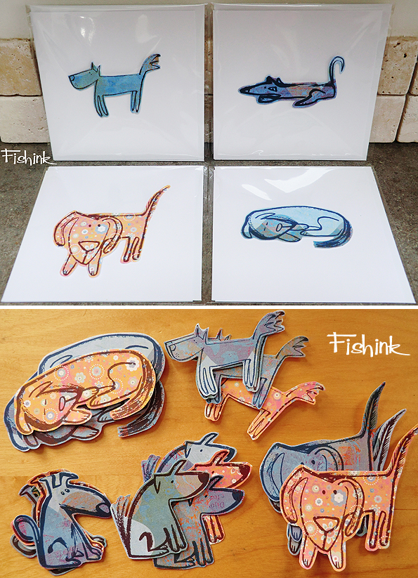 Fishinkblog 9034 Fishink Dog Cards 2