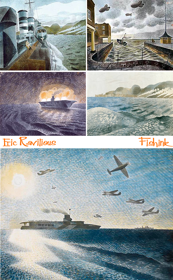 Fishinkblog 9118 Eric Ravilious 10