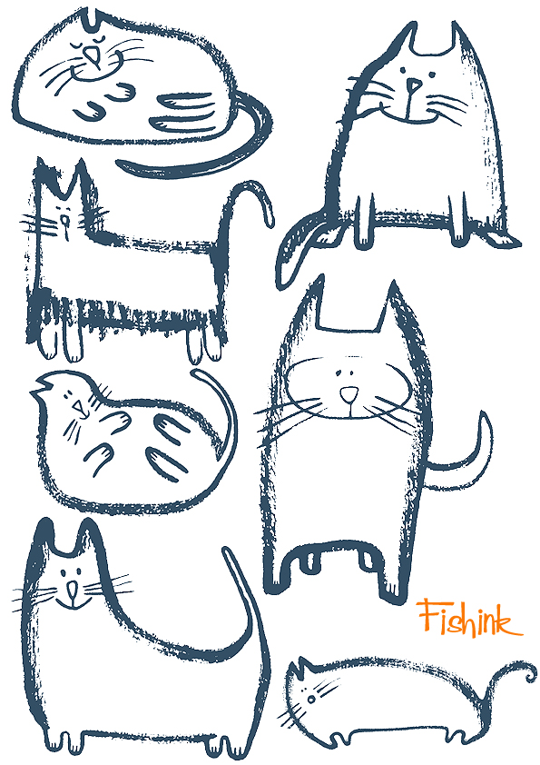 Fishinkblog 9400 Fishink Cats 1